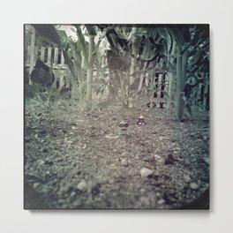 Corn Maze of Domo Doom Metal Print