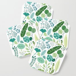 Botanical Chart Coaster