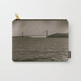 Golden Gate From The Sea (wetplate) Carry-All Pouch