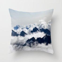 mountain # 5 Throw Pillow