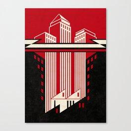 Wolfenstein Canvas Print