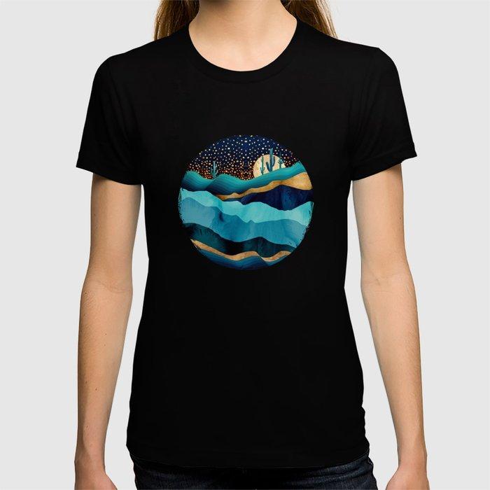 Indigo Desert Night T-shirt
