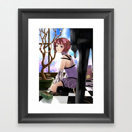 Murder in Daylight Framed Art Print