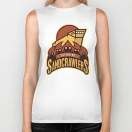 Tatooine SandCrawlers Biker Tank