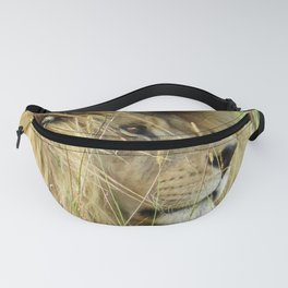 Leo Panthera African lion Fanny Pack