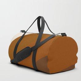 Cocoa Bow Duffle Bag
