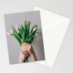 Yay Tulips! Stationery Cards