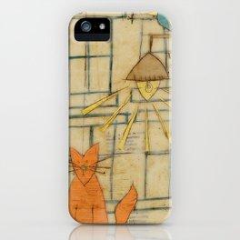 Pussy Cat iPhone Case