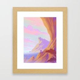 Led to Ruin Framed Art Print