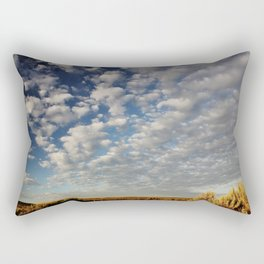 Mid Morning Sky Rectangular Pillow