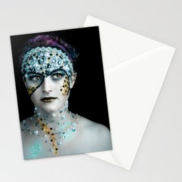 Four of Pents - Beauty By Tarot Stationery Cards
