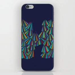 Letter H iPhone Skin