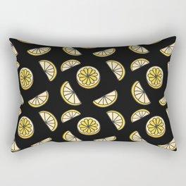Slices of Lemon Rectangular Pillow