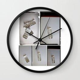 M.D.R. Wall Clock