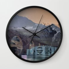imposscape_02 Wall Clock