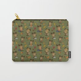 MOOSE CROSSING Carry-All Pouch