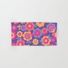 Eilin's Spring Flowers 12 Hand & Bath Towel