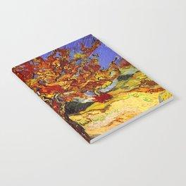 Vincent Van Gogh Mulberry Tree Notebook