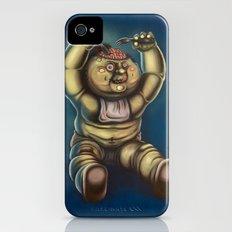 Tubby Zombie Slim Case iPhone (4, 4s)