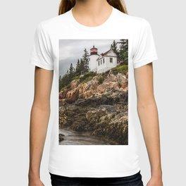 Bass Harbor Lighthouse - Acadia National Park T-shirt
