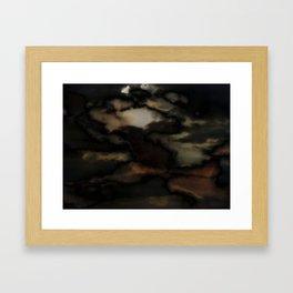Heaven Is Infinite Framed Art Print