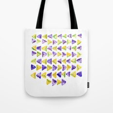 Triangle Relationship (I) Tote Bag