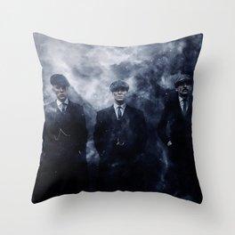 peaky blinders Throw Pillow