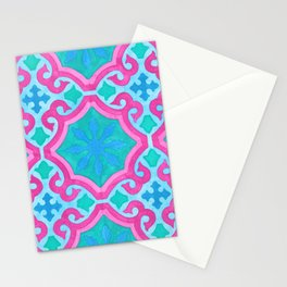 THE MOORS OF PALM SPRINGS, pattern by Frank-Joseph Stationery Cards