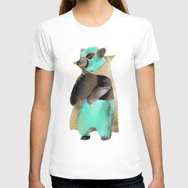 Luchador Bear T-shirt