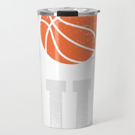 Basketball Coach Shirt Box Out rebound defense Travel Mug