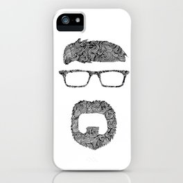 Lookalike Walther White iPhone Case