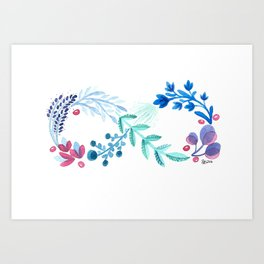 Eternal Spring Art Print