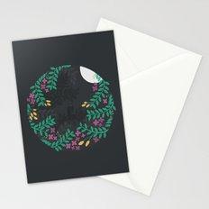 Quiet Night Stationery Cards