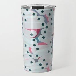 Bacto Gray Travel Mug