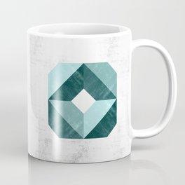 """""""O"""" Drop Cap Coffee Mug"""