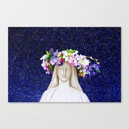 # 411 Canvas Print