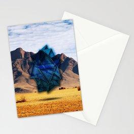 still desert Stationery Cards