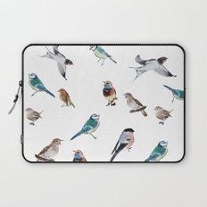 I love birds Laptop Sleeve