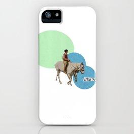 Heroic iPhone Case