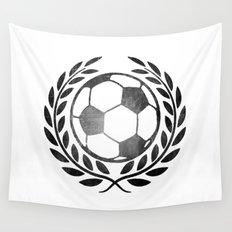 Vintage football Wall Tapestry