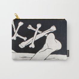 """John Donne's Bones"" Carry-All Pouch"