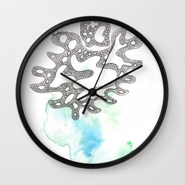 170330 Liquid Souls 13 Wall Clock