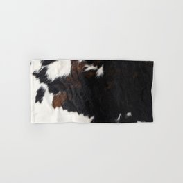 Cowhide Farmhouse Decor Hand & Bath Towel