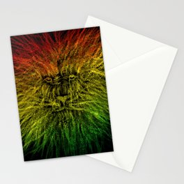LION-O-CHAIN  Stationery Cards