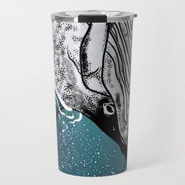 the universe wall Travel Mug