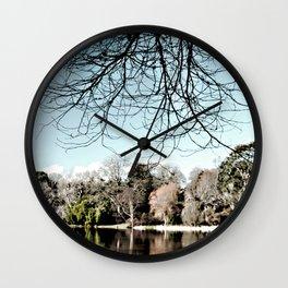 Mount Stewart Lake Wall Clock