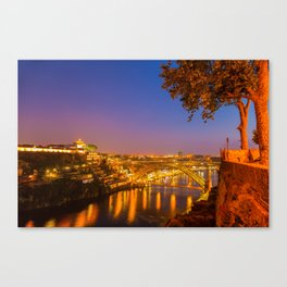 Porto Portugal Canvas Print
