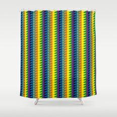 Dragon Pattern Shower Curtain