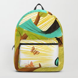 Early To Rise Backpack