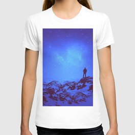 Lost the Moon While Counting Stars III T-shirt